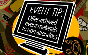 Event Tip: Archived Materials