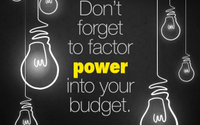Event Tip: Power