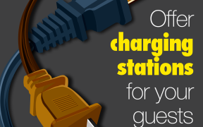 Event Tip: Charging Stations