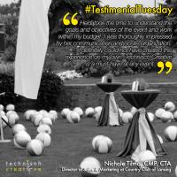 Client Testimonial: Nichole Tilma