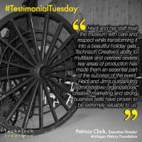Client Testimonial: Patricia Clark