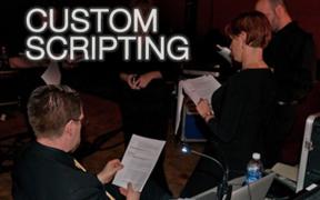Service Spotlight: Custom Scripting