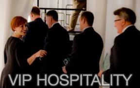 Service Spotlight: VIP Hospitality