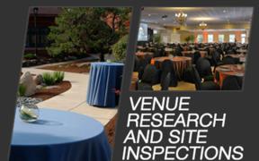 Service Spotlight: Venue Research