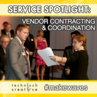 Service Spotlight: Vendor Coordination
