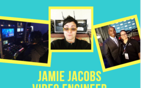 Women in Event Production: Jamie Jacobs