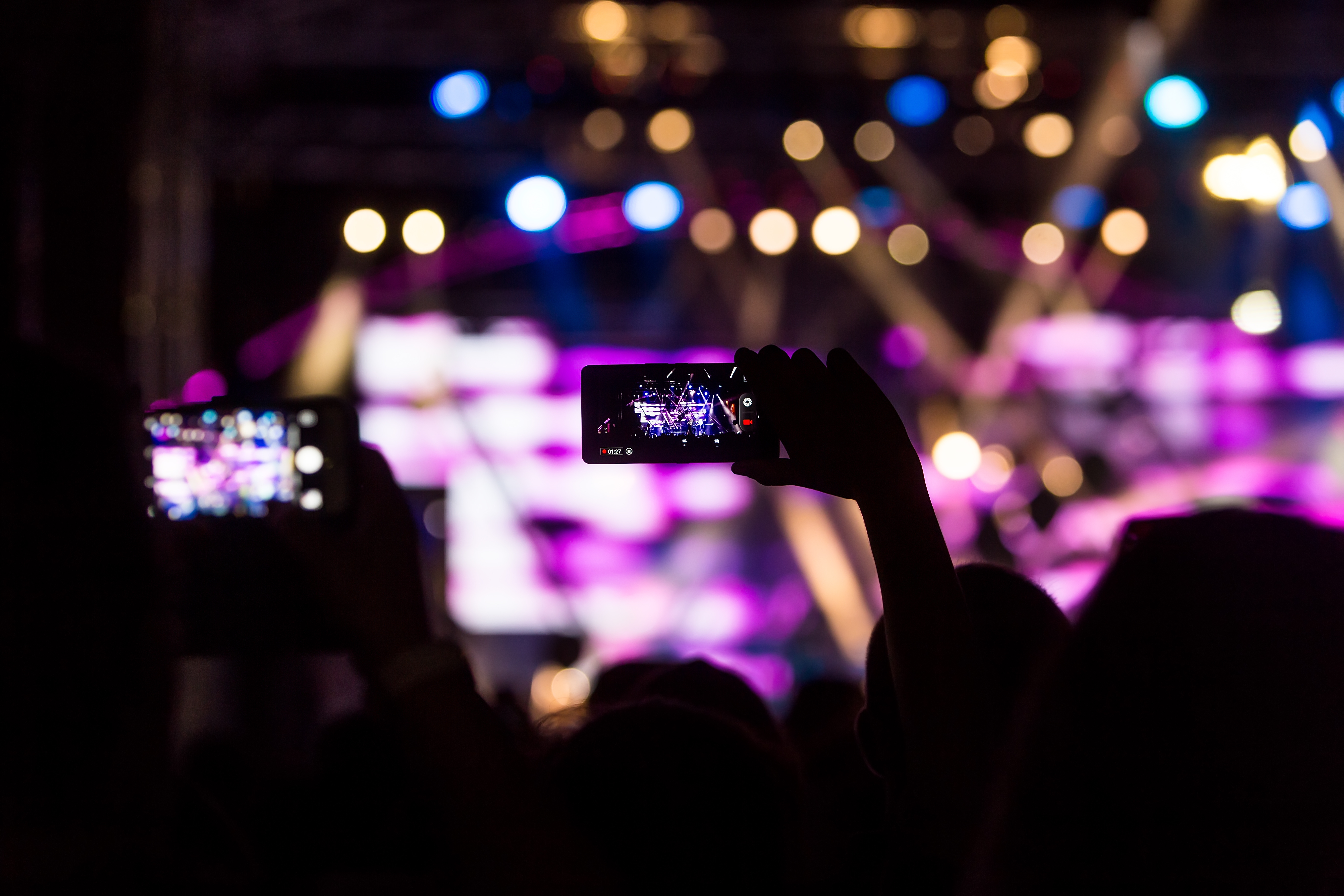 New Technisch Service: Live Social Media Coverage for Events