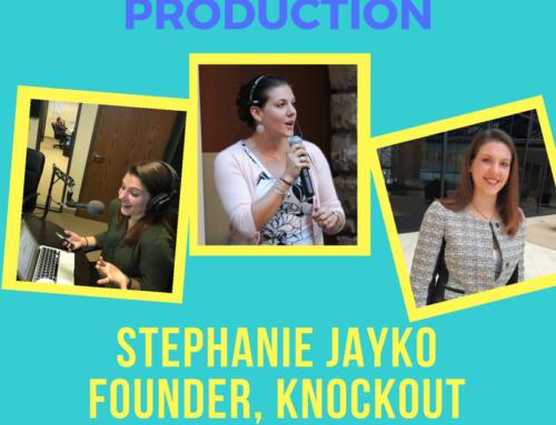 Women in Event Production: Stephanie Jayko