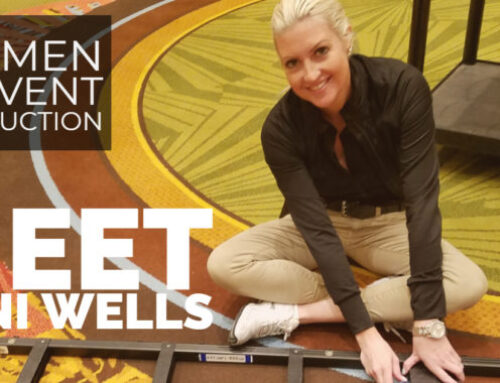 Women in Event Production: Dani Wells