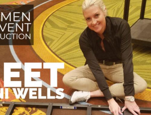 Women in Event Production: Dani Wells